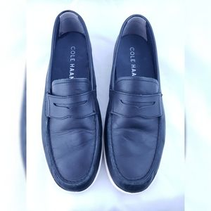 Cole Haan Black Loafers 10.5